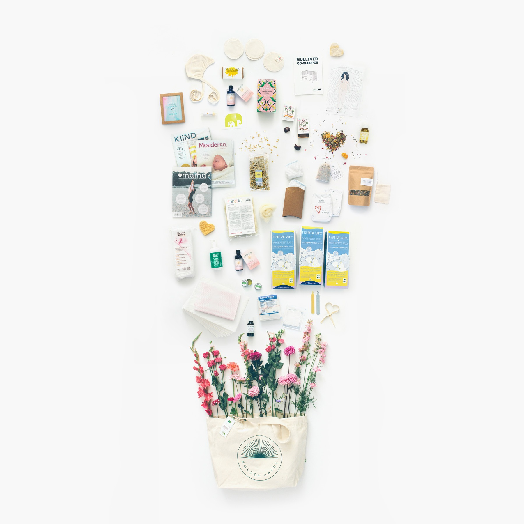 Bewust Natuurlijk Kraampakket Luxe
